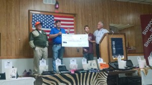 Rifle Club Juniors Program Receives NRA Grant